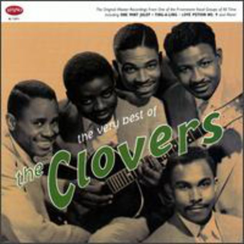 Very Best of the Clovers by Rhino