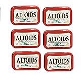 Altoids Peppermint Mints - 6 Pk. - SCS