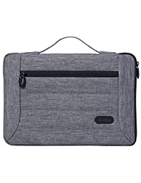 ProCase 12-12.9 Inch Laptop Sleeve Case Cover Bag for Macbook 12 Inch, Surface Pro 6 5 4 3, Apple iPad Pro, Most 11-12 Inch Laptop Ultrabook Notebook MacBook Chromebook -Grey