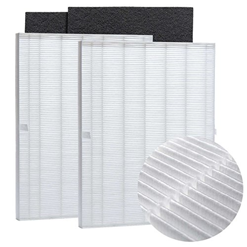 Winix 2-pk Replacement Filter Pack For 5500 and C535 Air Purifiers