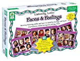 Faces and Feelings: Develop listening skills and learn to identify feelings and facial expressions, while having fun playing lotto! (Listening Lotto), Books Central