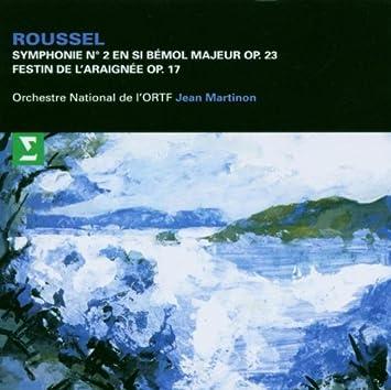 Roussel - Oeuvres symphoniques 51iVQXHwzOL._SX355_