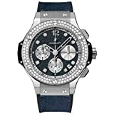Hublot Big Bang Glossy Jeans Diamond Automatic Chronograph - 341.SX.2710.NR.1104.JEANS14