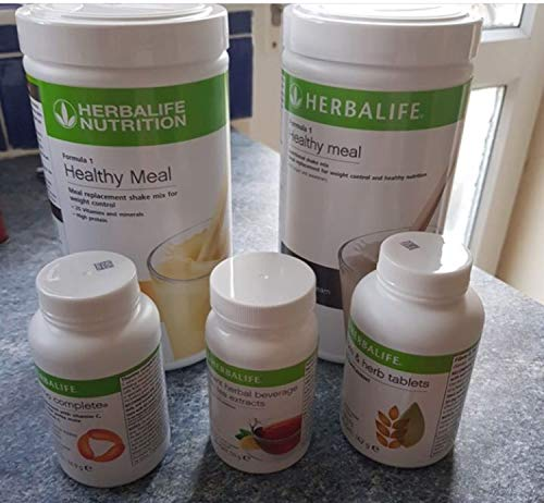 Herbalife Full Monthly Program 4 Weight Loss