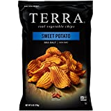 Terra Sweet Potato Chips with Sea Salt, 6 oz.