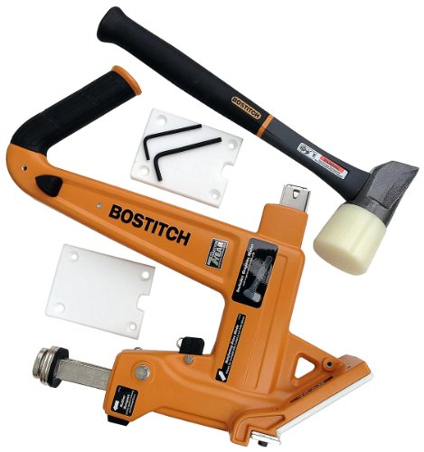 BOSTITCH MFN-201 Manual Flooring Cleat Nailer Kit