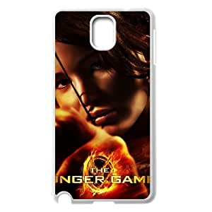 J-LV-F Customized Print The Hunger Games Hard Skin Case Compatible For Samsung Galaxy Note 3 N9000