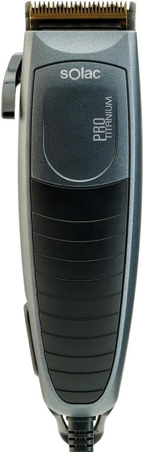 Solac CP7303 - Solac CP7303 - Cortapelo profesional con cuchillas ...