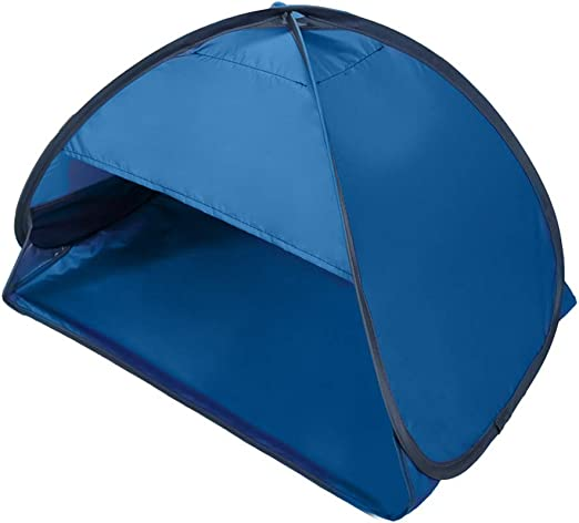 Beach Sun Shelters,Instant Shade Canopy Head PopUp Canopy Automatic Shade Tent~~