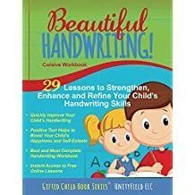 Beautiful Handwriting!: Cursive Workbook