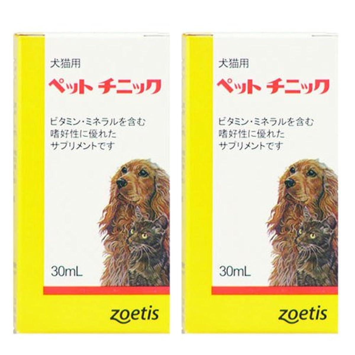 [해외] 반려동물 비타민보충제 고양이 강아지 펫티닉 30ml×2개