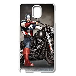 IMISSU Captain America Phone Case For Samsung Galaxy Note 3 N9000