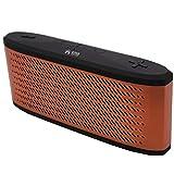 EMB ES950BT-GX2 Indoor/Outdoor High-Definition Super Loud Portable Bluetooth Speaker - Orange