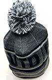 United Bobble Hat Grey / Black
