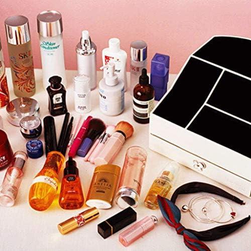 SMEJS Staubdichter Make-up-Organizer