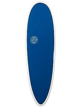 Light minilog Blue de epoxy de US + Future Tabla de Surf, Unisex, Minilog