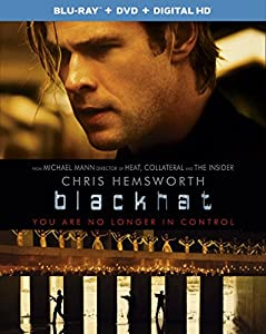 Cover Image for 'Blackhat (Blu-ray + DVD + DIGITAL HD with UltraViolet)'