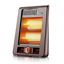 Ceramic heater, Space heater personal heater fan,Roasting stove bathroom heating electricity office home office indoor-A 28x42cm(11x17inch)
