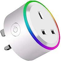 SKEIDO Tuya Smartlife Wifi Smart Plug for home automation compatible with Alexa, Google Home, IFTTT