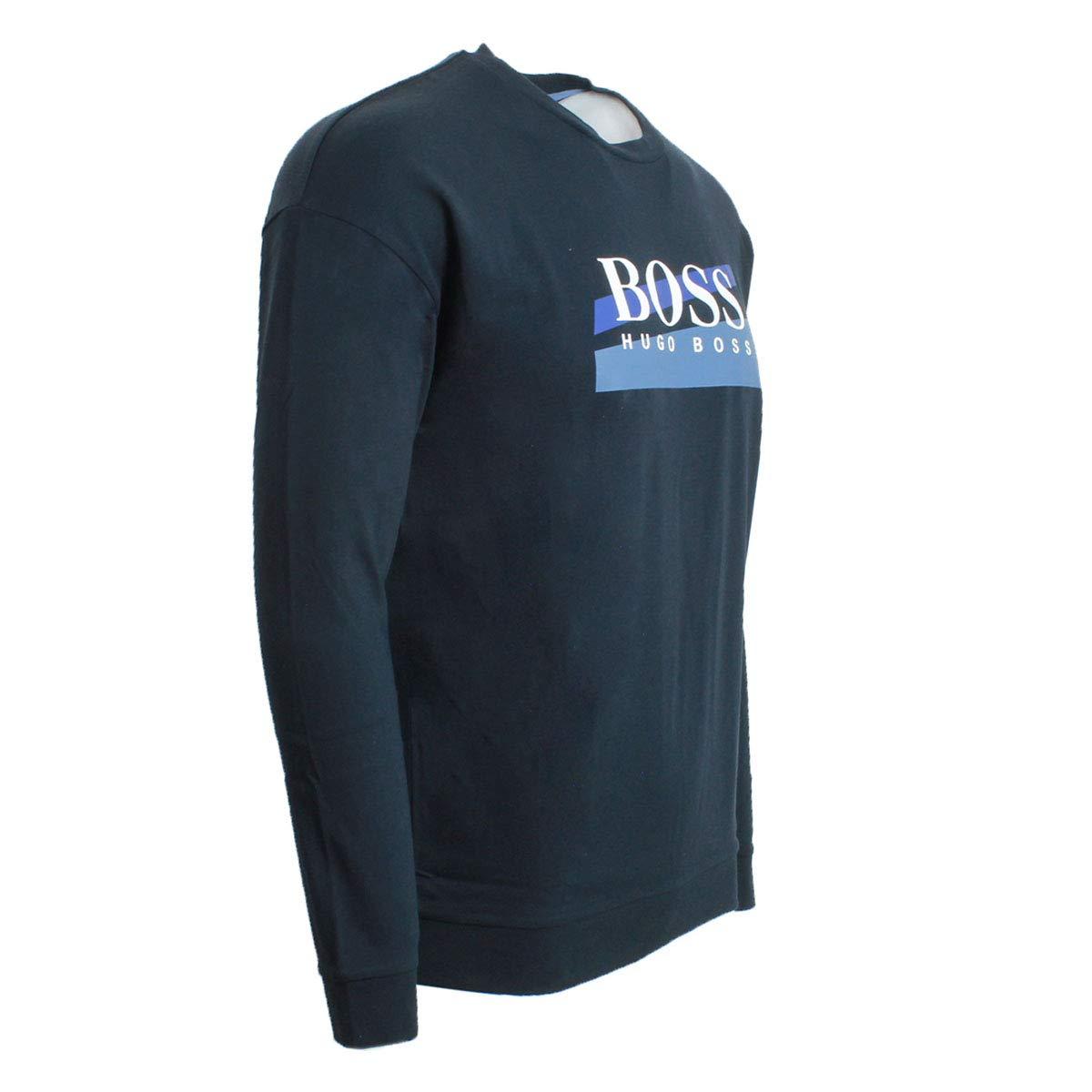 Hugo Boss Sweatshirt Authentic Sweatshirt 50414450 403 Navy