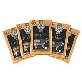 Aufschnitt Beef Jerky – Barbecue – 5 pack (2 oz each) – Kosher, Glatt, Star-K Certification, Gluten Free, All Natural, No Nitrites, Grass Fed Beef Review