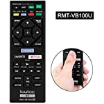 Loutoc RMT-VB100U Blu-ray Player Remote For Sony Player Remote BDP-S3500 BDP-S5500