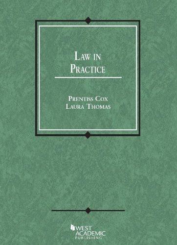 Law in Practice (Coursebook)