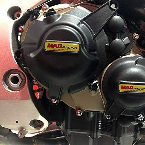 MADRACING CBR1000RR 2017 2018 Motorbike Engine Cover Set Protection Guard//Slider