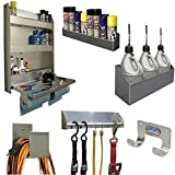 Deluxe Trailer / Garage Organizer Kit
