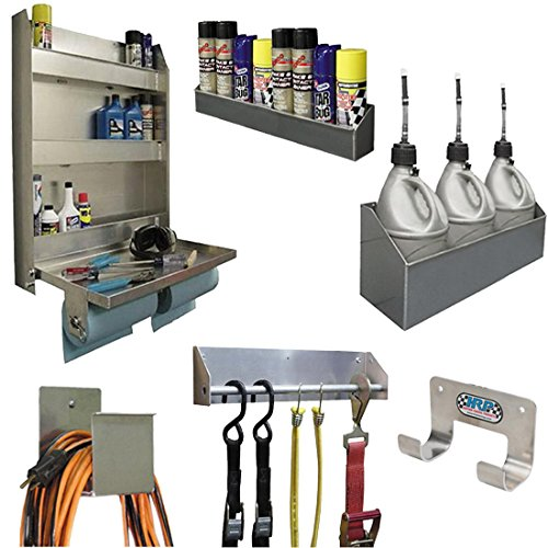 Kit Garage Deluxe - Deluxe Trailer/Garage Organizer Kit