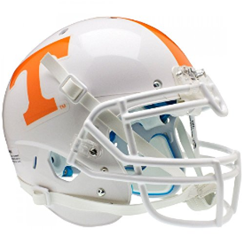 (Schutt NCAA Tennessee Volunteers Throwback Authentic XP Full Size Football Helmet)