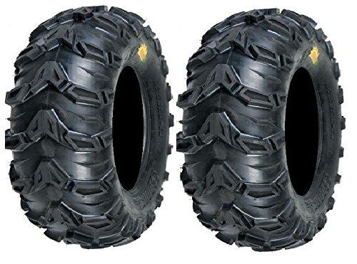 Pair Sedona Rebel 22x11 10 Tires