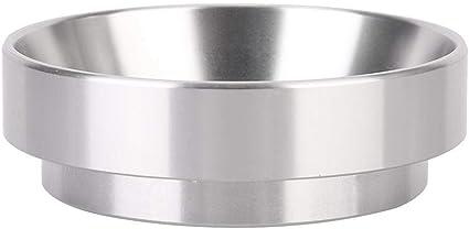58 Mm Koffie Espresso Doseertrechter Magnetische Doseerring Koffiemachine Accessoires Aluminiumlegering Zilver Amazon Nl