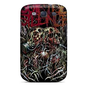 Elaney Snap On Hard Case Cover Suicide Silence Protector For Galaxy S3
