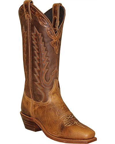 Abilene Women's Antiqued Boot Cowhide Western Boot Antiqued Square Toe - 9216 B078HRMK5W Parent e3cf97