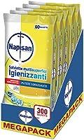 Napisan Salviette Multisuperfici Igienizzanti Potere Sgrassante,