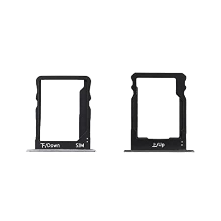 MMOBIEL Set con 1 Tarjeta SIM y 1 Bandeja de Tarjeta SD Compatible con Huawei P8 Lite 2016 (Negro) Incl. sim Pin
