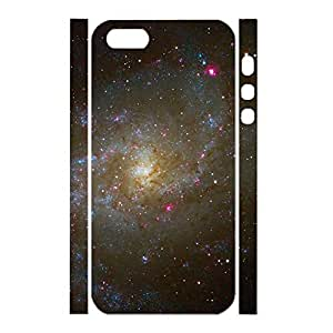 Fashionable Cool Antiproof Star Sky Pattern Phone Accessories Shell for Iphone 5 5S Case
