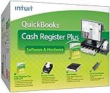 QuickBooks Cash Register Plus Software & Hardware 2010