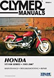 Honda VT1100 Series 1995-2007 (Clymer Motorcycle Repair)
