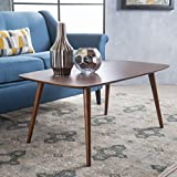 Cilo Walnut Wood Coffee Table