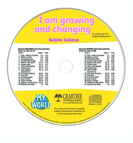 I Am Growing and Changing (My World - Level C)