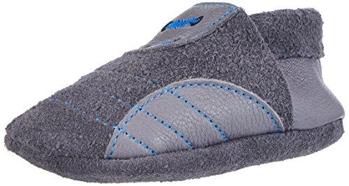 Pololo Soccer - Zapatillas de casa Bebé-Niños Grau (Grau 816)