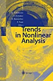 img - for Trends in Nonlinear Analysis book / textbook / text book