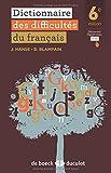 Nouveau dict.diff.français  6e langue française