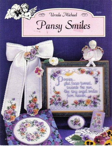 Pansy Smiles (Ursula Michael Design, #156)