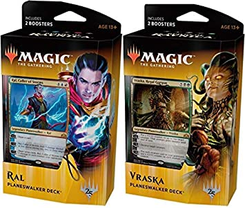 Magic The Gathering MTG Guilds of Ravnica 1 Planeswalker ...