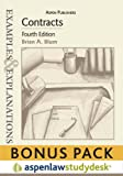 img - for Contracts: Examples & Explanations 4th Ed., (Print + eBook Bonus Pack) book / textbook / text book