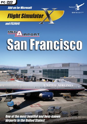 Mega Airport San Francisco (FSX+FS2004)