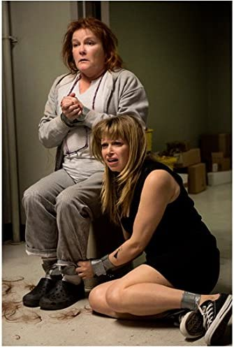 Orange Is The New Black Kate Mulgrew Tied Up With Natasha Lyonne Protecting 8 X 10 Inch Photo At Amazon S Entertainment Collectibles Store Tied up in tinsel book. black kate mulgrew tied up